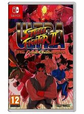 ULTRA STREET FIGHTER II: THE FINAL CHALLENGE - JUEGO NINTENDO SWITCH