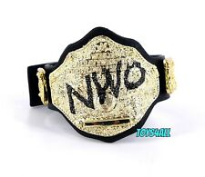 WWE Jakks nWo World Championship Belt Accessory Wrestling Figure Prop Weapon_g2