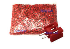 PH 2.0mm 2-Pin Straight Male Connector Header Red Color x 1 Pack ( 2000 pcs )
