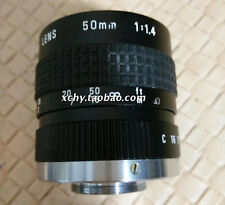 1PC Used  PENTAX 50MM 1:1.4 Lens Tested