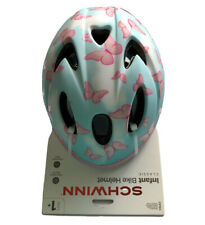 Schwinn Infant Safety Bicycle Helmet, Ages 0 To 3 Butterfly Design Sports Road