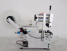 LT-80 Automatic pneumatic round bottle labeling machine S