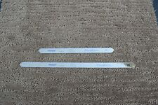 Quilting Supplies - (2) Omnigrid Marking Rulers