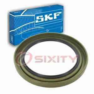 SKF Front Wheel Seal for 1990-1999 Chevrolet C35 Driveline Axles Gaskets es