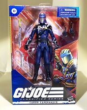 G.I. Joe Classified 6 Inch Action Figure Series 2 Cobra Commander New Sealed