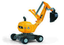 Rolly 421015 Cat Caterpillar Ride-On Excavator rollyDigger