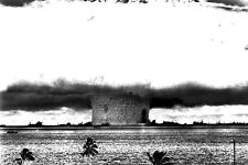 New 5x7 Photo: Operation Crossroads - Baker Nuclear Weapons Test Explosion