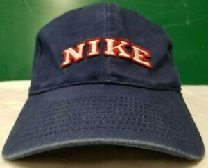 Nike Pro Classics stretch fit kids cap hat navy/white/red children
