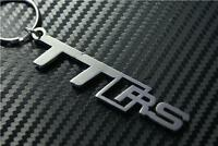 For Audi 'TTRS' keyring Schlüsselring TT keychain TFSI QUATTRO S LINE TRONIC CAR