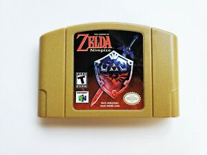 Legend of Zelda Nimpze Adventure (Ocarina of Time) Nintendo 64 Mod Fan Hack N64