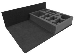 Clearance Special! KR Multicase Dark Grey Tray for Lambda Shuttle, 4 Fighters