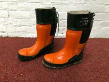 Stihl Chainsaw Boots Size 46 used