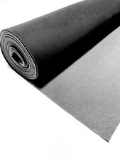 Automotive Headliner Fabric Black 3/16