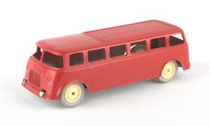 Vintage Ingap (Italy) Plastic & Tin Friction Drive Bus