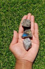 RAW labradorite, Crystal, Crystal healing, Rough natural stones, Reiki, magic