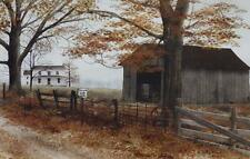 Billy Jacobs Old Country Road Print 18 x 12