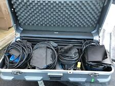 ARRI Lighting Kit 300/650/650/1000 + Case and accessories