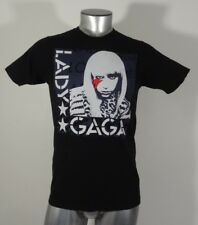 Lady Gaga Live men's t-shirt black S new