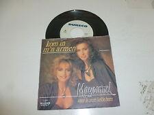 "Maywood-Kom en M 'n Armen - 1988 holandés 7"" Juke Box SINGLE VINILO"