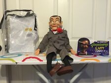 Rl Stines Goosebumps Slappy Ventriloquist Dummy Glowing Green Eyes W/shoes 30""