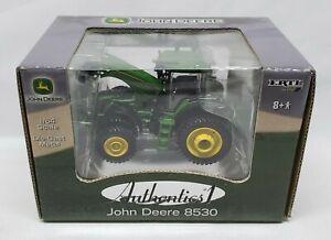 John Deere 8530 Tractor Authentics #1 1/64 Scale By Ertl NIB Farm Toy