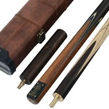 CUESOUL 3/4 Snooker Cue Classic 57 Inch and Extension + Cue Case Free Shipping
