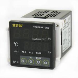 H● D1S-2R-220 Temperature Controller Relay Control AC 100-240V -50-1700C