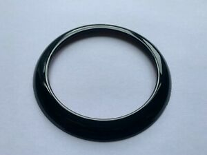 Gloss Black Rear Boot Badge Ring Cover for BMW 1 SERIES F20 F21 2011-2019 models