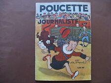 POUCETTE JOURNALISTE (1960)