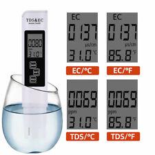 Misuratore TDS EC professionale tester digitale misura verifica purezza acqua