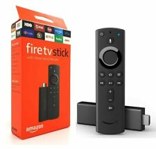 HD Fire TV Stick, with Alexa Voice Remote 2019