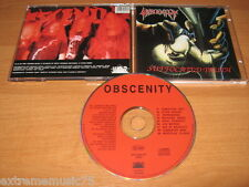 "OBSCENITY ""Suffocated Truth"" ORG 1st WVR press NOT BOOT RARE OOP!!!"