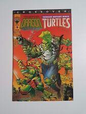 The Savage Dragon Teenage Mutant Ninja Turtles #1 NM (Mirage,1993) Raphael! TMNT