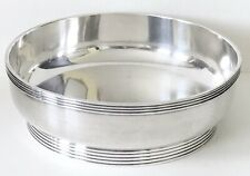 1935 GIMBEL'S Store RESTAURANT INTERNATIONAL Silver SILVERPLATE Lrg SERVING BOWL
