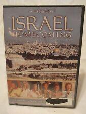 Israel Homecoming (DVD, 2005) MUSIC Bill Gaither Gloria Gaither