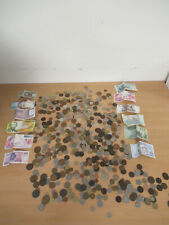 More details for job lot of mixed foreign and domestic coins and notes 2.80 kg  c1135
