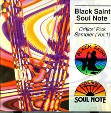 Black Saint / Soul Note - Critics Pick Sampler Vol. 1  -  CD, VG