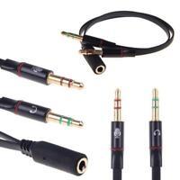Mini Optical Audio Adapter 3.5mm Female Jack Plug to BIN O2W9 Male Tosli Di G5L1