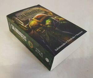 Warhammer 40,000: Salamanders: The Omnibus by Nick Kyme (Paperback, 2018)