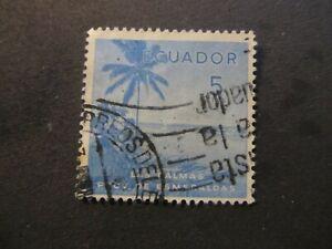 ECUADOR - LIQUIDATION STOCK - EXCELENT OLD STAMP - 3375/22