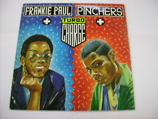 FRANKIE PAUL / PINCHERS - TURBO CHARGE - LP VINYL 1988 EXCELLENT CONDITION