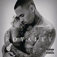 CHRIS BROWN Royalty Deluxe Edition CD BRAND NEW