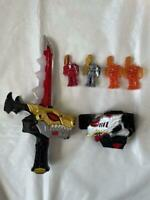 Power Ranger Dino Fury Ryusoulger DX Ryusouken Changer Morpher Set BANDAI Japan