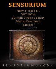 Sensorium MMXVIII CD featuring  members of The Nefilim