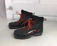 ALPINA Snowfield Cross Country Ski Boots NNN Men's 9