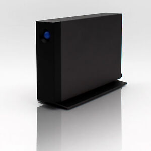 "LaCie STHA6000800 d2 Professional 6TB, 3.5"" externe Festplatte Aluminium USB-C"