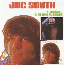 A Look Inside/So the Seeds Are Growing * by Joe South (CD, May-2010, Raven Recor