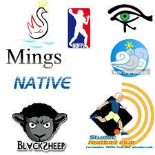 Logo Design  - 2 custom logos creation -  100 ¨% positive sales