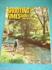 SHOOTING TIMES & COUNTRY MAGAZINE - MAY 31 1984