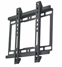 Ultra Slim TV Wall Mount Bracket 15 17 20 24 26 30 32 36 37 42 LED / LCD /Plasma